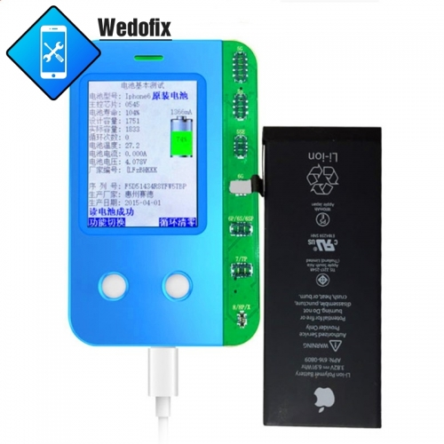 JC Pro1000S JC B1 Phone Battery Tester Readed for iPhone 5 6 7 8 X Xr Xsmax