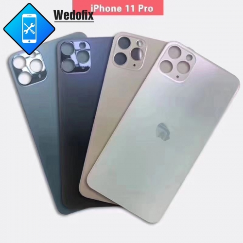 iPhone 11 Pro Back Glass with Bigger Camera Hole