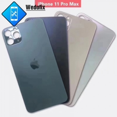 iPhone 11 pro Max Back Glass with Bigger Camera Hole