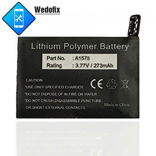 Apple Watch S1 38/42mm Battery Replacement Part Zero Cycle