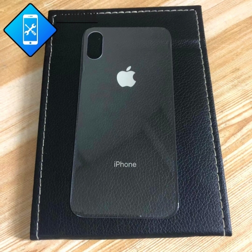 Custom iPhone Back Glass Transparent Back Cover Glass for iPhone 8 8P X Xs Xsmax