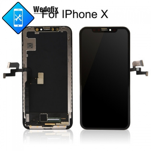 Incell iPhone X LCD Display Touch Screen Digitizer Replacement