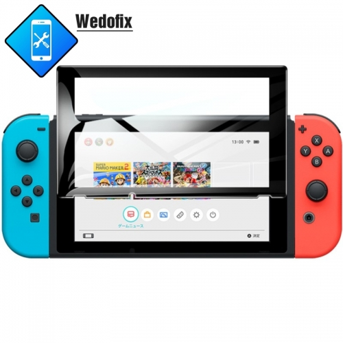 OEM Nintendo Switch Full Screen Tempered Film NS Lite Screen Protector Tempered Glass