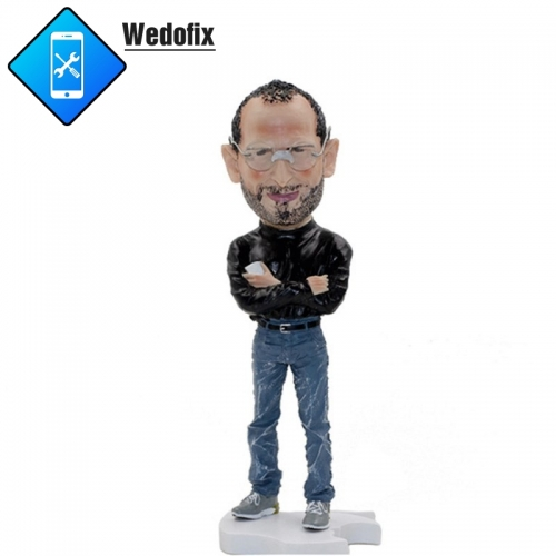 Steve Jobs Doll Inpsirational iDol Doll Gift