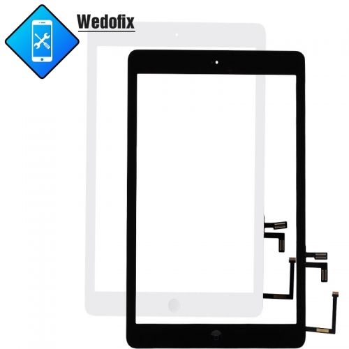 iPad 5th 2017 Touch Screen Digitizer with Front Glass for iPad 5 A1822 A1823