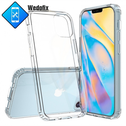 Soft Tpu Dropproof Case Transparent Shockproof Protective Cover for iPhone 12 Mini 12 Pro/max