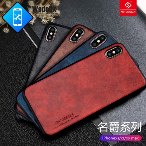 Built in Leather Super Thin Phone Protect Case Protective Film for iPhone 11promax 11 Xsmax 8 7p 7