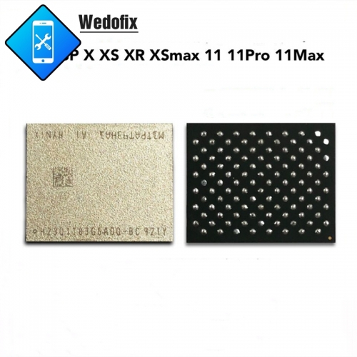 256G 512G Phone NAND Replacement Part for iPhone 8 8P X Xr Xs Xsmax 11 11pro/max
